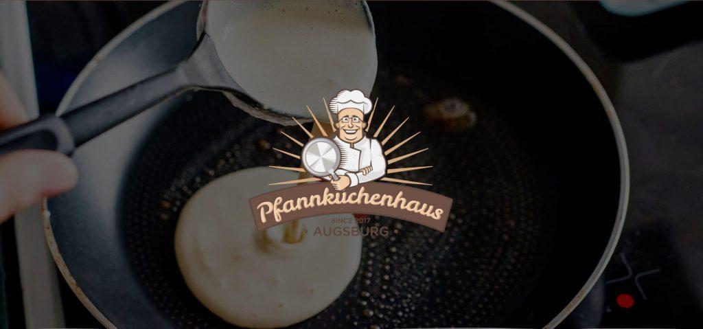 corporate identity pfannkuchenhaus Augsburg
