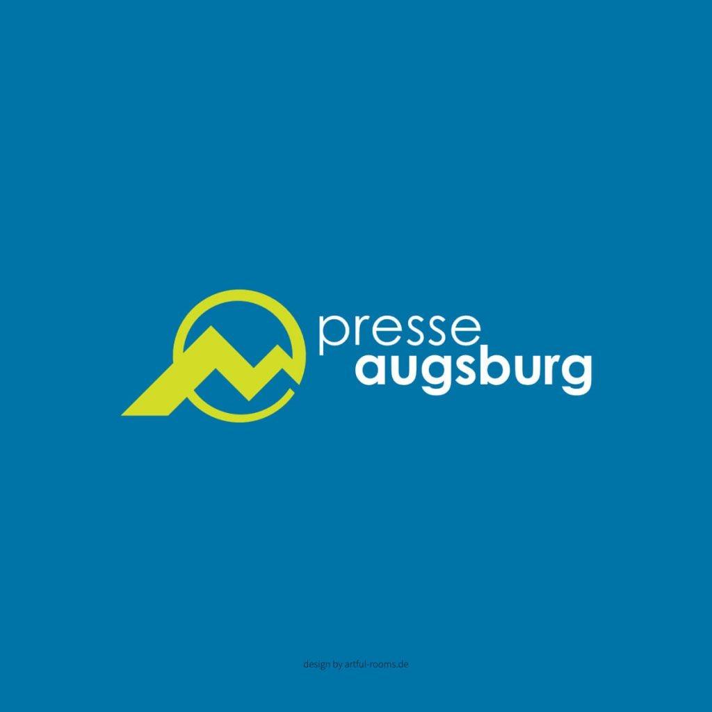 Logo Redesign Presse Augsburg