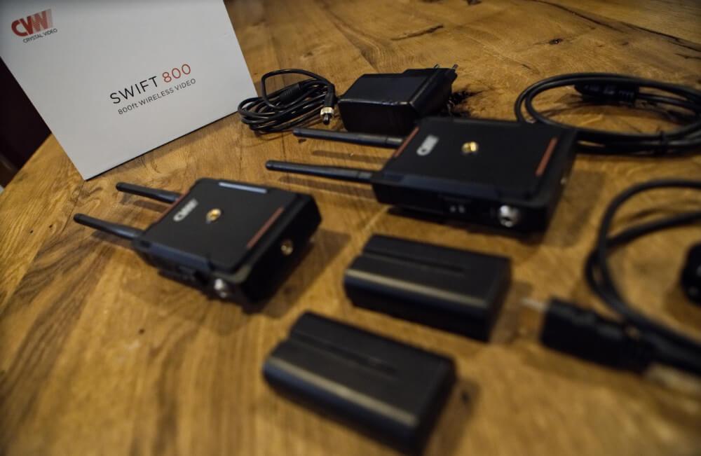 swift800 Funkstrecke HDMI HD Augsburg Mieten